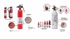 Canada recalls 2.7 million fire extinguishers