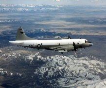 俄罗斯战机黑海上空拦截美侦察机