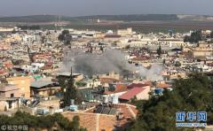 土耳其边境地区遭叙利亚库尔德武装火箭弹袭击