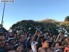 拉美最大庙会在阿根廷举办