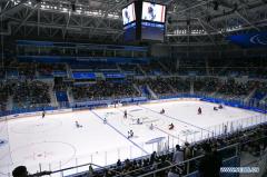 Canada beats South Korea 7-0 at ice hockey semifinal at 2018 PyeongChang Winter Paralympic Games