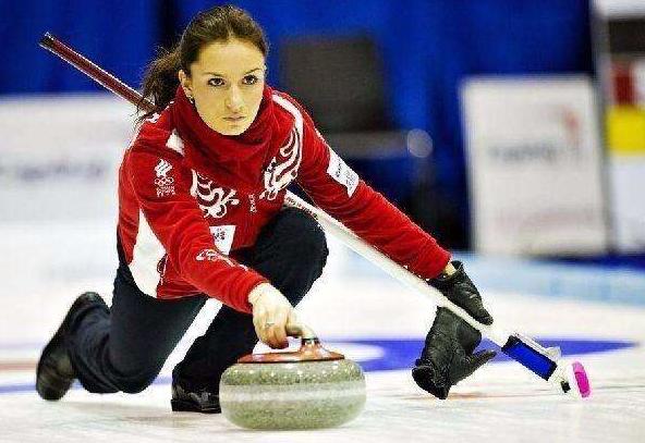 Canada leads in Qinghai International Curling Elite