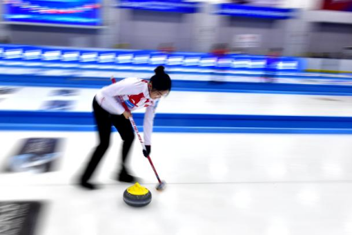 China beats Switzerland, Canada in Qinghai International Curling Elite