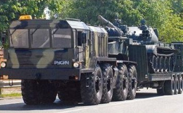 Canada hands over 56 vehicles t