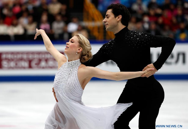 Results of ice dance at Figure Skating Worlds