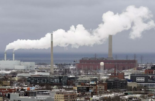 Canada starts carbon tax in four provinces