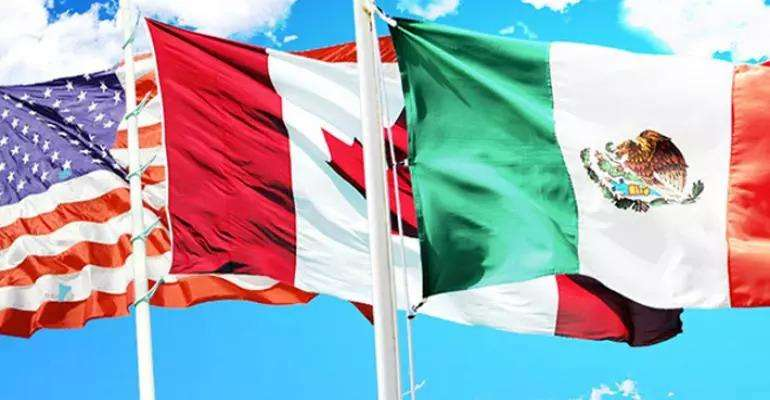 "New trade agreement between U.S., Mexico, Canada ""positive"" for U.S. economy: report"