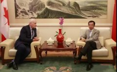 Transcript of Ambassador H.E. Lu Shaye's Interview with Ottawa Life Magazine