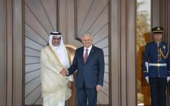 Turkish PM meets Kuwaiti counte