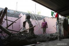 Death toll in Mexico quake climbs to 293