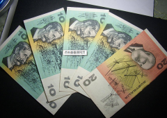 Aussie dollar slightly firmer