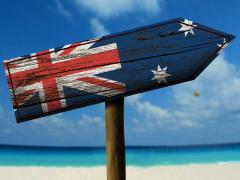 Australia sees 11th straight mo