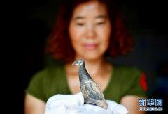 China confirma idade de estátua de ave de 3,8 mil anos