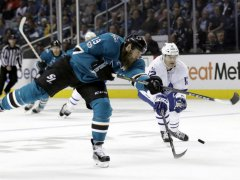 Mixed blessing for Leafs' Marleau in return to San Jose