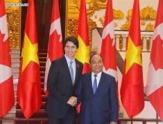 Vietnam, Canada to forge comprehensive partnership