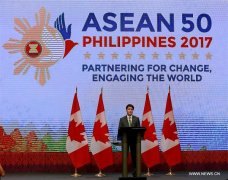 Canada ready to join East Asia Summit, ASEAN Defense Minister Plus Meeting