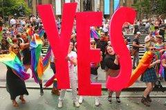Australians back same-sex marri