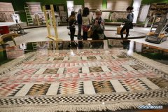 Salish Weaving exhibition held