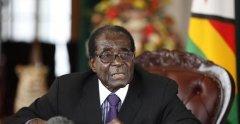 穆加贝宣布辞去津