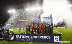 Toronto FC advances to MLS Cup final