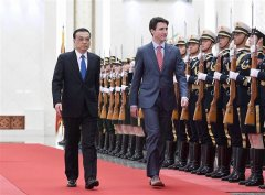 China, Canada agree to issue joint statement on climate change