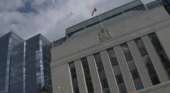 Bank of Canada keeps overnight rate target at one percent