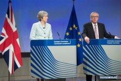 Spotlight: Britain, EU reach crucial deal to open next phase of Brexit talks