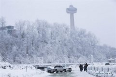 Canada experiences extreme cold weather