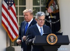 U.S. Senate confirms Jerome Powell as next Fed chair