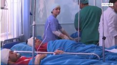 喀布尔恐袭致103人死亡 特朗普和马克龙发声谴责