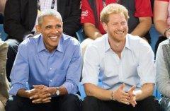 奥巴马获邀哈里婚礼 为不