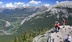 加拿大国家公园对