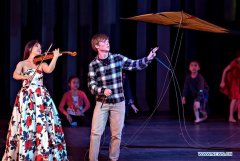 Spring Show staged at Queen Elizabeth Theatre in Canada