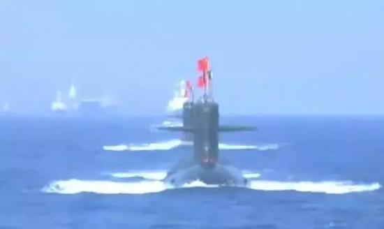 新型攻击型核潜艇