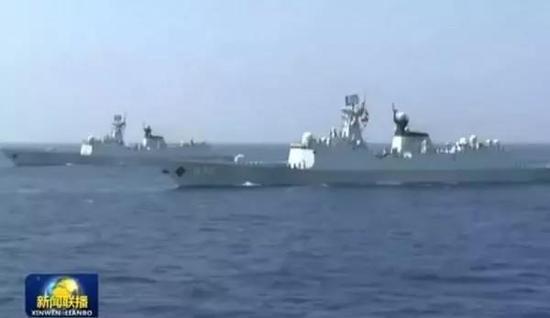 054A型导弹护卫舰