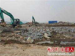 台州:一合法企业被强拆引争议
