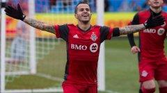 Toronto FC's Giovinco tops MLS salary list, Bradley second