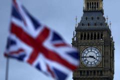 """英国经济遭遇""""倒春寒"""""""