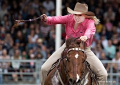 Annual Cloverdale Rodeo and Country Fair held in Surrey, Canada