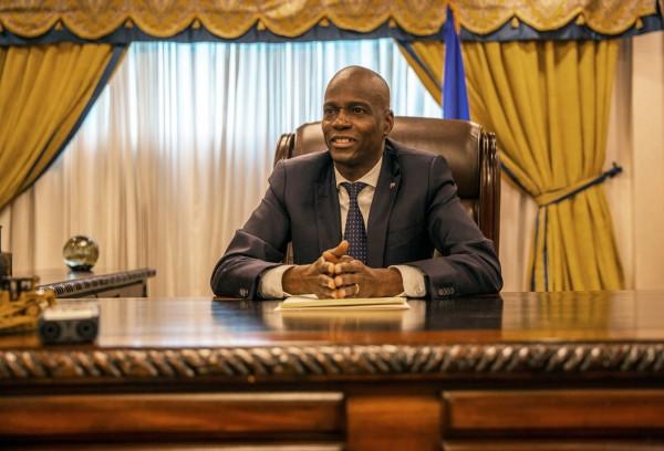 海地总统赴台访问 被曝或正在和台湾谈条件