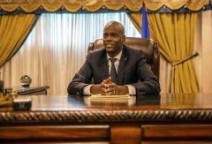 海地总统赴台访问