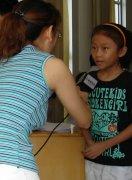 宁波女孩从小学起