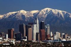 洛杉矶气温飙升 专家预计干旱恐再次来袭