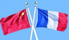 法总理访问中国 落实两国合作项目