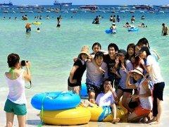 文化旅游部提醒:海外游警惕涉水活动