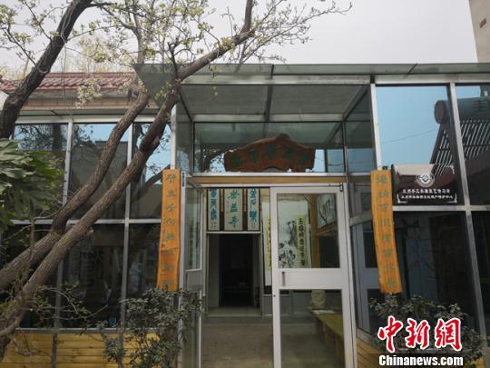 """兰州民间艺人自建""""草根博物馆""""传承木雕技艺"""