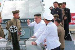 金正恩视察朝鲜新