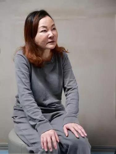 图为杜晓阳在接受组织审查调查。(资料图片)