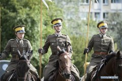 Poland marks 100th anniv. of independence