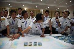 中国-东盟10国首次海上联演 防务合作新突破